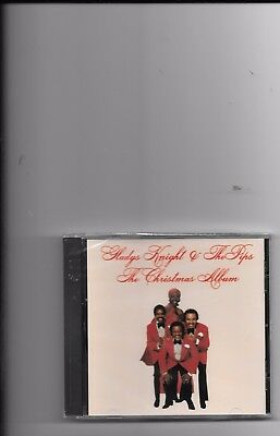 Gladys Knight   The Pips  Cd  The Christmas Album  New