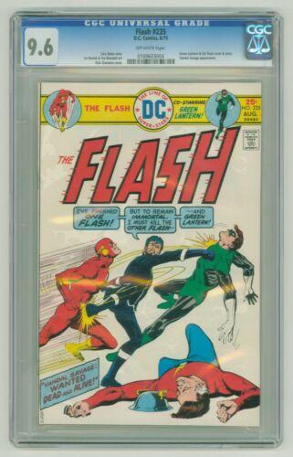 L8607: Flash #235, Vol 1, Graded 9.6 CGC