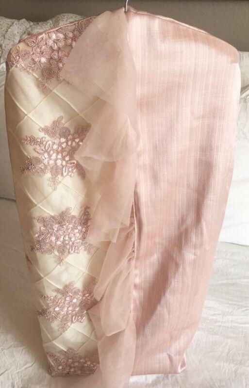1 Glenna Jean Remember My Love Diaper Hanger Girls Baby Nursery Pink Blush Ivory