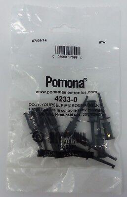 Pomona Micrograbber 10 Pack 4233-0 Black Color