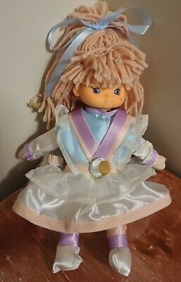 Moonglow Rainbow Brite Custom Doll