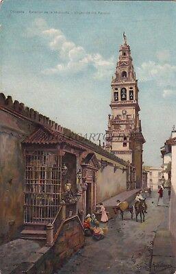 SPAIN - Cordoba - Exterior de la Mezquita - Virgen de los Faroles segunda mano  Embacar hacia Argentina
