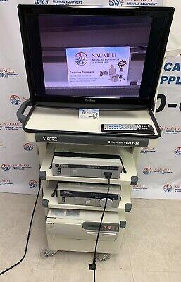Storz Endoscopy Hysteroscopy System Wcart Camera System Printer Xenon Light