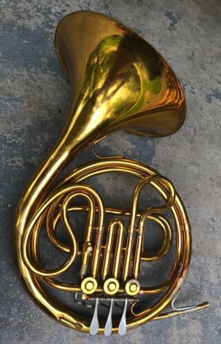 1970s Cleveland/King French Horn w/ Holton Farkas Mouthpiece