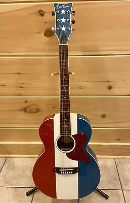 New and Unplayed Buck Owens Acoustic Guitar
