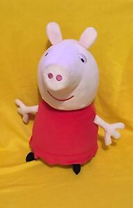 Peppa Pig 50cm plush toy Berwick Casey Area Preview