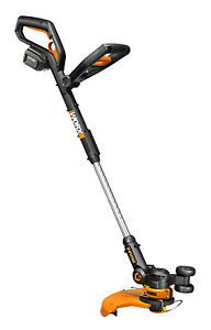 WG167 24v 2.0 Max Lithium Worx Grass Trimmer 3-in-1 Trimmer/Edger/Mower