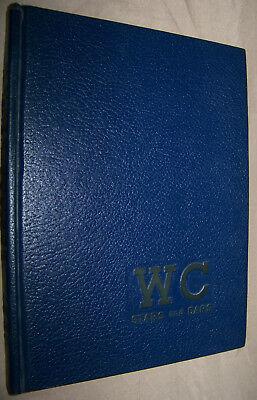 Yearbook Annual - Stars And Bars - 1967 Walker College - Jasper, Alabama
