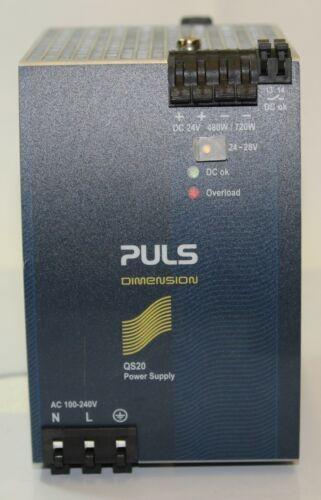Puls QS20.241 Dimension Power Supply