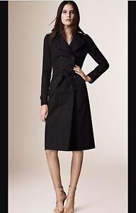 Burberry Long trench coat OBO