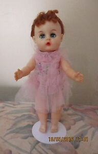 """VINTAGE UNBRANDED 13 ½"""" STANDING/SITTING DOLL DRESSED AS A FAIRY Kambah Tuggeranong Preview"""