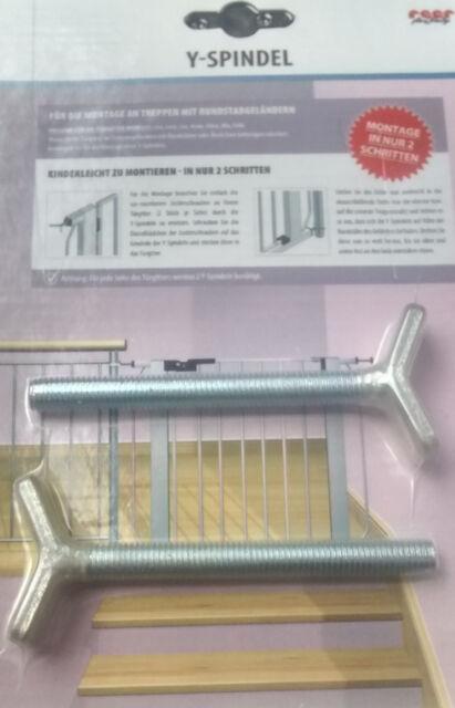 Reer Y-Spindel für Tür- und Treppenschutzgitter  ZY 2er-Pack