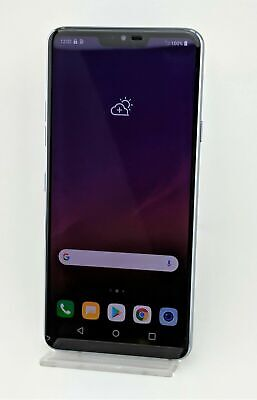 LG G7 ThinQ LM-G710 64GB Verizon Android Smartphone Gray Fair Shape