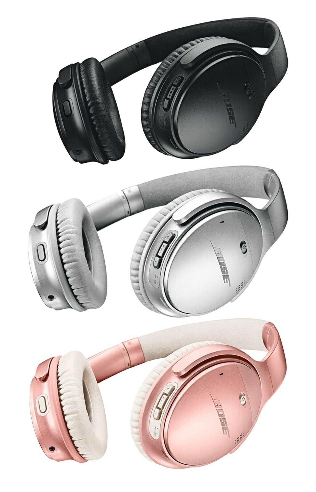 Bose QuietComfort 35 II Bluetooth Wireless Noise-Canceling H