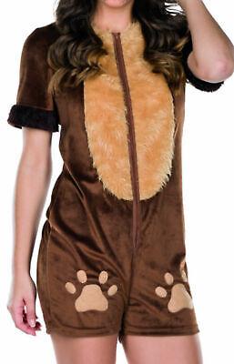 Kostüm Bärchen Bär Tierkostüm Jumpsuit Overall Zoo Gr.36-42 - Bärchen Kostüme