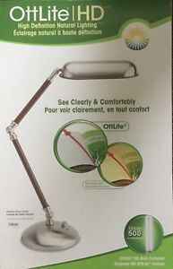 Ott-Lite, desk lamp brand new in box