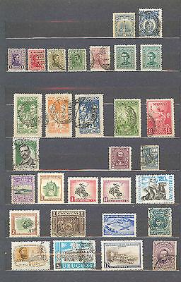 Briefmarken Uruguay