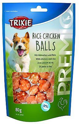 - Trixie PREMIO Rice Chicken Balls 80 g