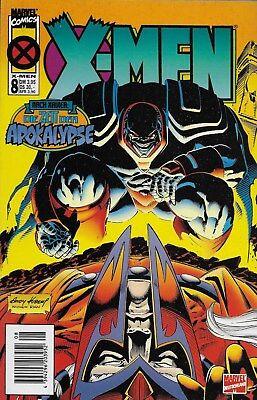 X-Men (1. Serie) Nr.8 / 1997 Die Zeit der Apokalypse