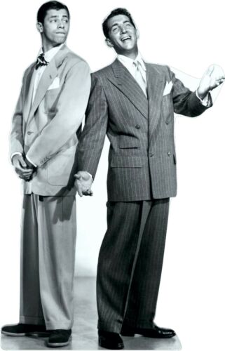"Dean Martin & Jerry Lewis  71""Tall Cardboard Cutout Standee"