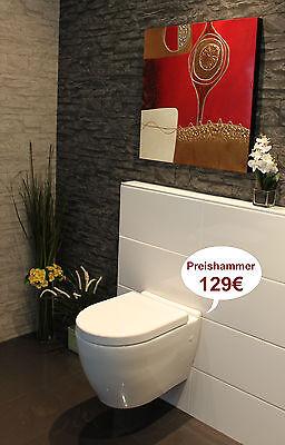 TAHARET WC , WANDHÄNGE WC mit variabler Düse, TAHARAT WC , DUSCH WC