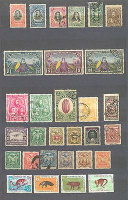 Briefmarken Ecuador