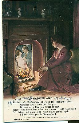 POSTCARD SONG CARDS  Shadowland (2)