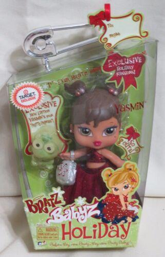 NEW in Box Bratz Babyz HOLIDAY Jasmin Target Exclusive Frog MGA