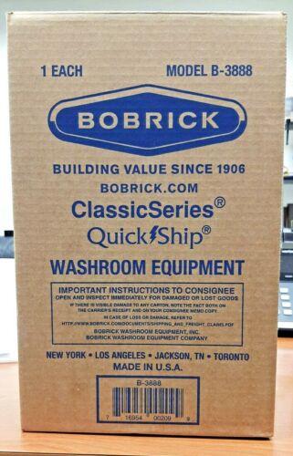 Bobrick Classic Series Semi - Recessed Multi-Roll Tissue Dispenser