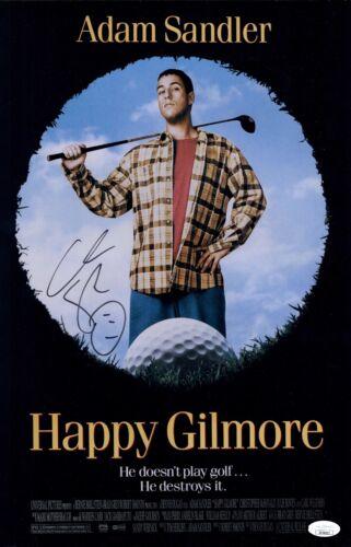 Adam Sandler Signed HAPPY GILMORE 11x17 Photo IN PERSON Autograph JSA COA