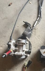 Polaris Sportsman Throttle body and Ignition Coil