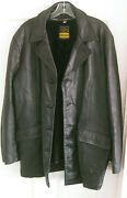 Vintage 60'S Leather Jacket