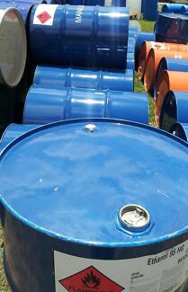 Sealed Food Grade 44gal ( 44gallon ) DRUMS -  Suit Diesel storage Rouse Hill The Hills District Preview