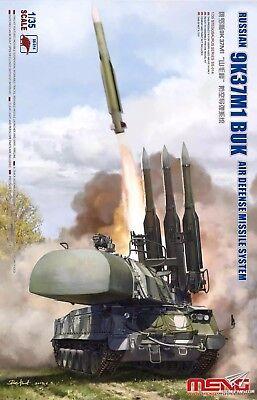 Meng Model SS-014 1/35 Russian 9K37M1 BUK Air Defense Missile System