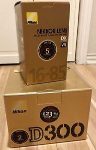 Nikon D300 + Nikkor 16-85vr