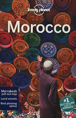 Lonely Planet Morocco by James Bainbridge, Lonely Planet, Helen Ranger, Paul Cla