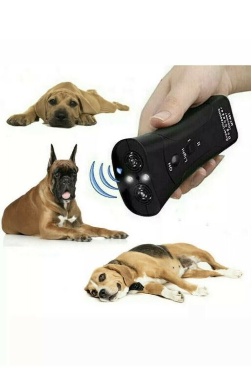 Ultrasonic Dog Training Remote Control