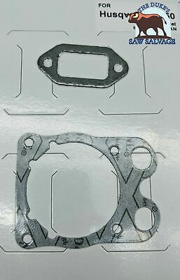 Dukes Cylinder And Exhaust Gaskets Fits Husqvarna K750 K760