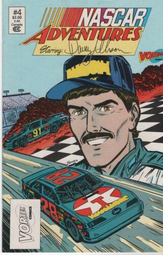 10 LEGENDS OF NASCAR STARRING:  DAVEY ALLISON ...........FREE SHIPPING