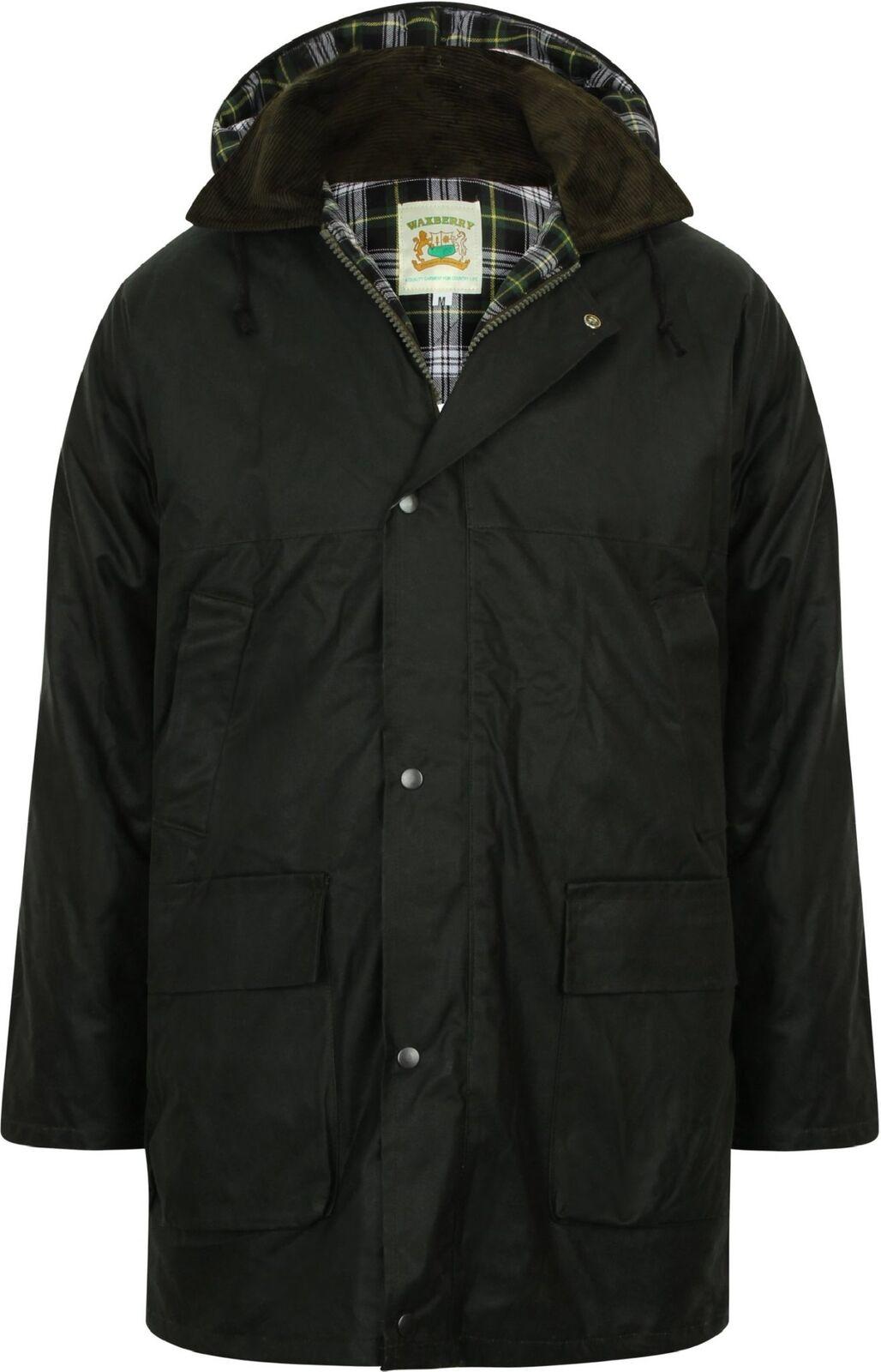 Made in UK Padded Waistcoat Waterproof Outdoor Gilet Nicky Adams Mens Wax Quilted Bodywarmer