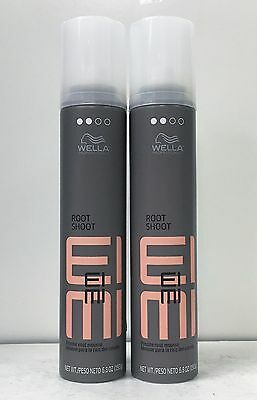 Wella Root Shoot EIMI Precise Root Mousse 6.8 oz 193 g 2 PACK NEW BOTTLE