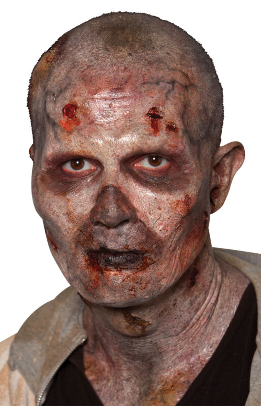 Stage 2 Zombie - Foam Prosthetic