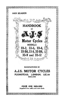 (0016) 1933 AJS models Handbook