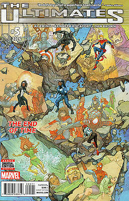 The Ultimates #5 (NM)`16 Ewing/ Rocafort  (1st Print)