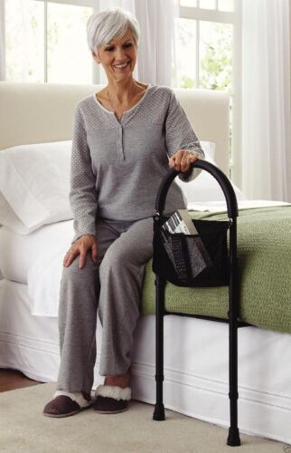 Bed Assist Grab Bar by Medline Adjustable Bed Rail For