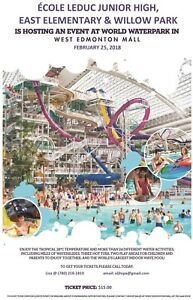 WEM Waterpark STAY ALL DAY