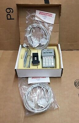 Symbol Pdt Portable Data Terminal Inventory Scanner W Computer Interface Cable