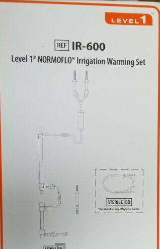 (N) Smiths Medical IR-600 NORMOFLO Level 1 Irrigation Warming Sets (B5)