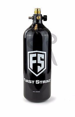 First Strike Guerrilla Paintball Air Tank - MYTH 62ci 62/3000psi Bottle [BW4]