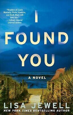 I FOUND YOU by Lisa Jewell Paperback Best-Selling Family Thriller